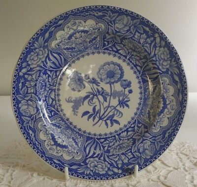 Spode Blue Room Collection Georgian Series-Floral Pattern