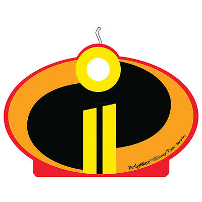 Disney The Incredibles II 2 Movie Happy Birthday Cake Candle Party Decoration