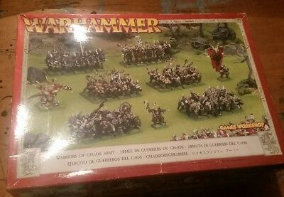 warhammer warriors of chaos army