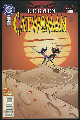 Catwoman (1993 Series) # 36 - Aug 1996 | 7.5 VF-
