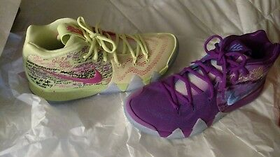 separation shoes 0a083 05f98 MEN'S NIKE KYRIE Irving 4 'Confetti' Basketball Shoes Size 10