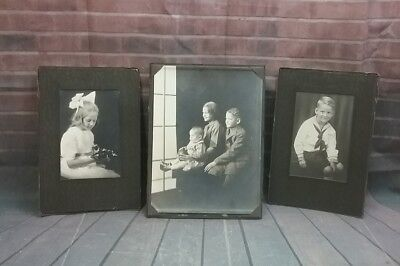 1920's Pictures of Toddlers, Antique Black & White Pictures of Children