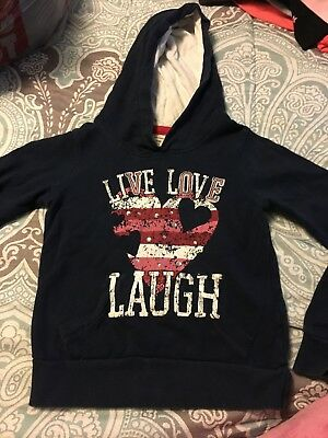 Girls Old Navy Hoodie Size Medium 8