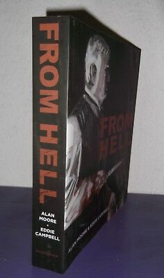 From Hell - Graphic Novel/Comic  (TB, Englisch, 572 S.)
