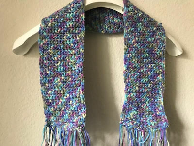 Handmade Scarf For Girls 43 inches long 5 inches wide