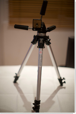 manfrotto art 190 Tripod made in Italy