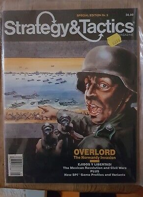 Strategy and Tactics  magazine Special Editions issues 3 and 4