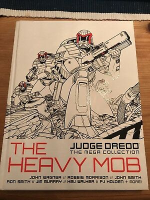 Judge Dredd Mega Collection Issue 7 Volume 55 The Heavy Mob
