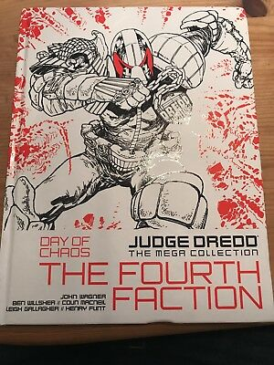 Judge Dredd Mega Collection Issue 11 Volume 49 The Fourth Faction