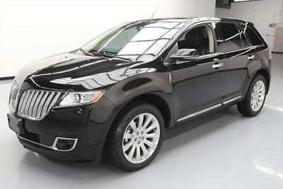 2015 Lincoln MKX Base Sport Utility 4-Door 2015 LINCOLN MKX PANO ROOF NAV CLIMATE LEATHER 20'S 34K #L32025 Texas Direct