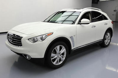 2016 Infiniti QX70  2016 INFINITI QX70 AWD DELUXE TOURING SUNROOF NAV DVD!! #752716 Texas Direct