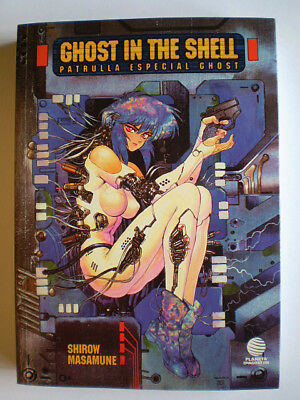 Ghost in the Shell (Tomo nº 1) Patrulla Especial Ghost (Planeta DeAgostini) MBE