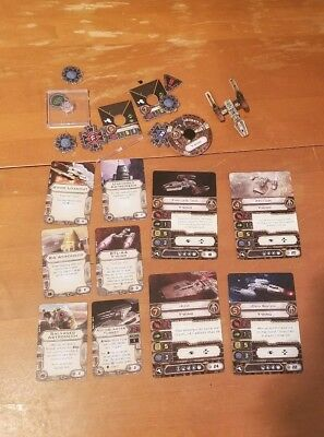 X wing miniatures Scum and Villianey Y-wing