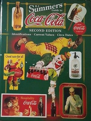 COKE value guide COLLECTOR'S BOOK COCA-COLA