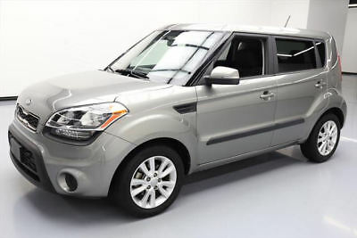 2013 Kia Soul  2013 KIA SOUL + ECO WAGON AUTO BLUETOOTH ALLOYS 33K MI #526987 Texas Direct Auto