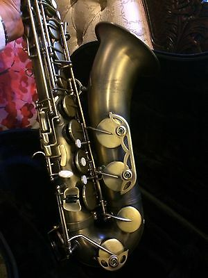 P. Mauriat Tenor Saxophone - Near Mint Condition