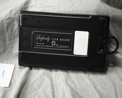 Grafmatic Film Holder 4x5 # 1