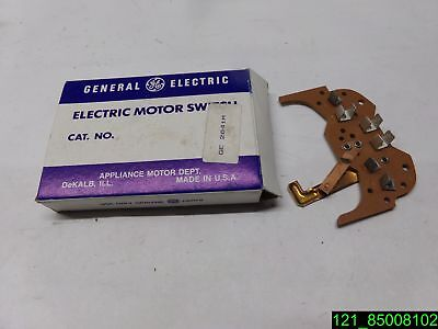 Ge General Electric , Electric Motor Switch 2041M - New