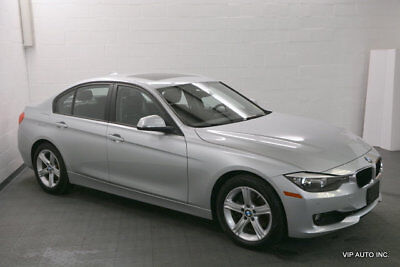 2013 BMW 3-Series 328i BMW 328i Premium Package Technology Package Heated Seats Moonroof Park Distance