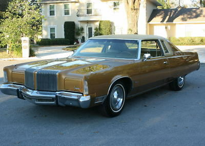1975 Chrysler Imperial LEBARON COUPE - ONE OF 2,728 - 52K MI IMMACULATE TWO OWNER SURVIVOR  1975 Chrysler Imperial Lebaron Coupe - 52K MI