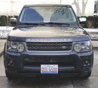 2010 Land Rover Range Rover Sport Range Rover Sport LUX Edition LUX Edition - FULLY LOADED - No Issues, Private Seller
