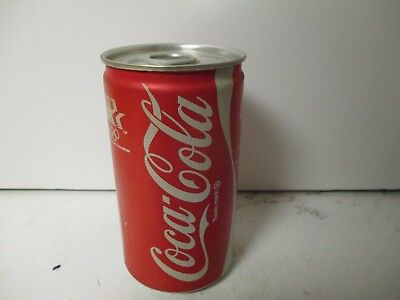 1985 Coca-Cola prototype/test tab soda can.