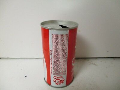 1972 Coca-Cola special back offer soda can.