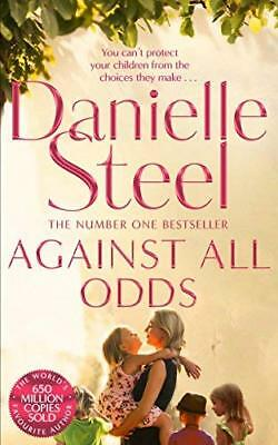 Against All Odds by Danielle Steel New Paperback Book