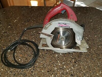 Milwaukee Heavy Duty 7 1/4 Circular Saw ~ 6365
