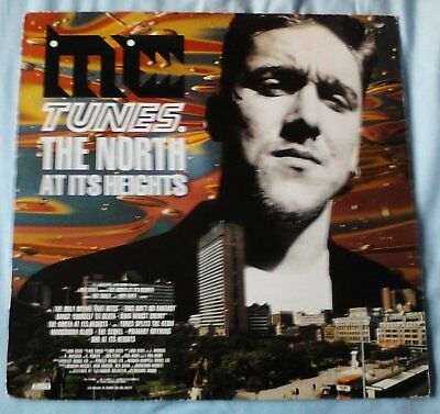 Mc Tunes - The North At It's Heights - 808 State - Ztt Lp 1990 - Ex