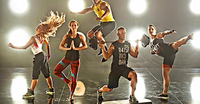 Body Combat, Pump, Balance, Attack & Step DVD -  Choose Your Workout