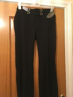 New Look maternity trousers size 10