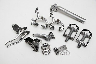Gruppo Campagnolo Super Record - vintage groupset
