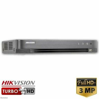 Hikvision DS-7204HQHI-K1 4 Channel Turbo HD Hybrid DVR (3MP, TVI, IP, AHD, 960H)
