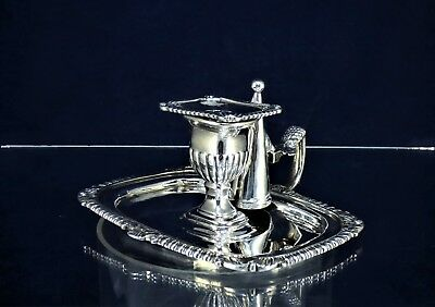 Wonderful, Antique, 925- Silver Candlestick, London 1811!!!