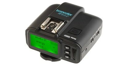 Broncolour wireless transmitter for sony never used month old