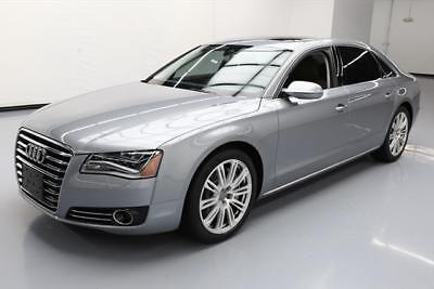 2011 Audi A8  2011 AUDI A8 L AWD CLIMATE LEATHER SUNROOF NAV 20'S 42K #010648 Texas Direct