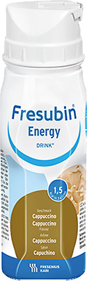 FRESUBIN Energy Drink Cappucino 24x200ml
