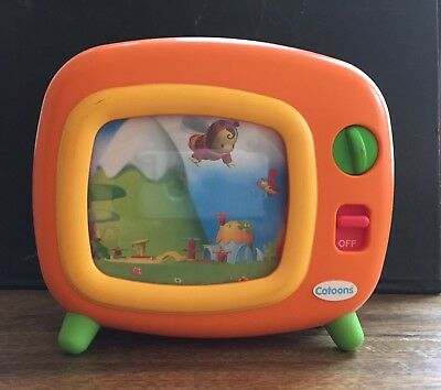 Smoby Tv Musicale Cotoons Jouet