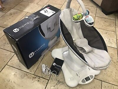 4moms mamaroo Electronic Baby Swing - Light Grey