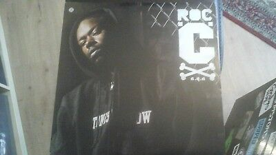 ROC C all questions...2 LP, STONES THROW