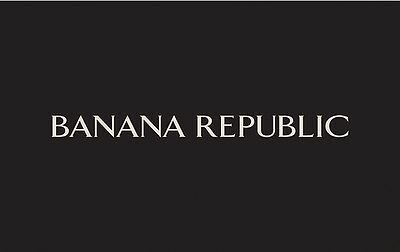 Banana Republic Gift Card- $25 Mail Delivery