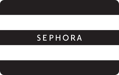 Sephora Gift Card - $50 Mail Delivery