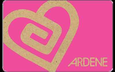 Ardene Gift Card- $25 Mail Delivery