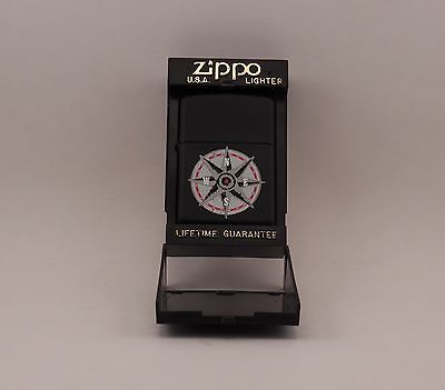 Zippo Marlboro Gear Collectible Compass Lighter With Seal Intact USA Unstruck
