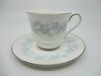 """Royal Doulton Meadow Mist Cup & Saucer 3""""- 1106I"""