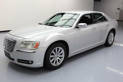 2012 Chrysler 300 Series Limited Sedan 4-Door 2012 CHRYSLER 300 LTD HEATED LEATHER REARVIEW CAM 70K #222807 Texas Direct Auto