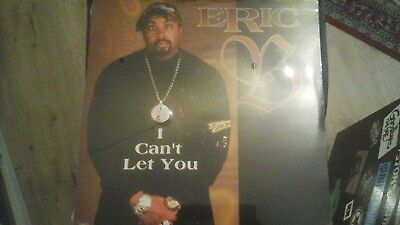 ERIC B I cant let you, 12inch, NEU