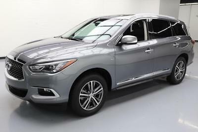 2016 Infiniti QX60 Base Sport Utility 4-Door 2016 INFINITI QX60 AWD 7-PASS SUNROOF REAR CAM 48K MI #513609 Texas Direct Auto
