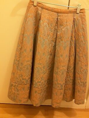 custom made sewn skirt for special occassion roughly for size 12 girls